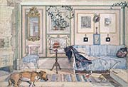 The Resting Place in the Parlour